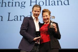 Jan Nijland Zilveren Roos voor Holland Film Nieuws