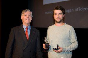 Winnaar Zilveren Roosje 2015
