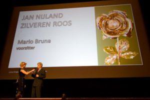 Jan Nijland Zilveren Roos 2015 voor Tim Kuik
